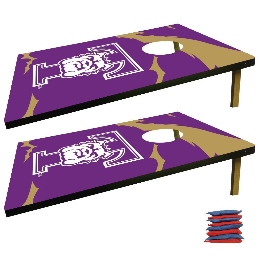 Truman State University Cornhole Bag Toss Game (Design 1)