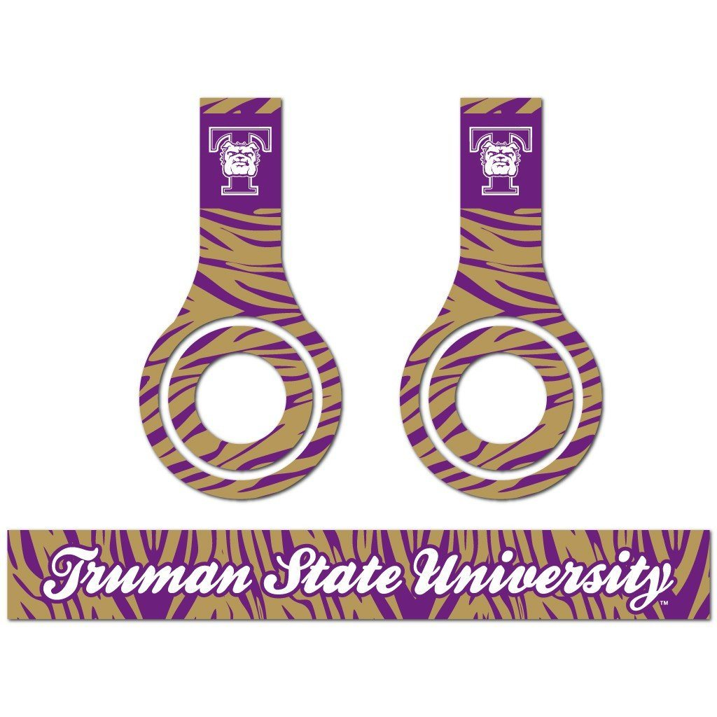 Truman State University - 3 Animal Patterns Skins for Beats Solo HD - FREE SHIPPING