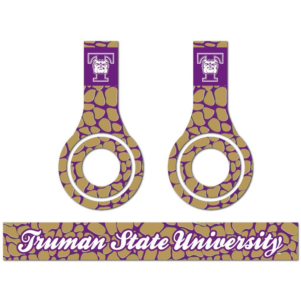 "Truman State University-3 Animal Patterns""Skins for Beats Solo HD"