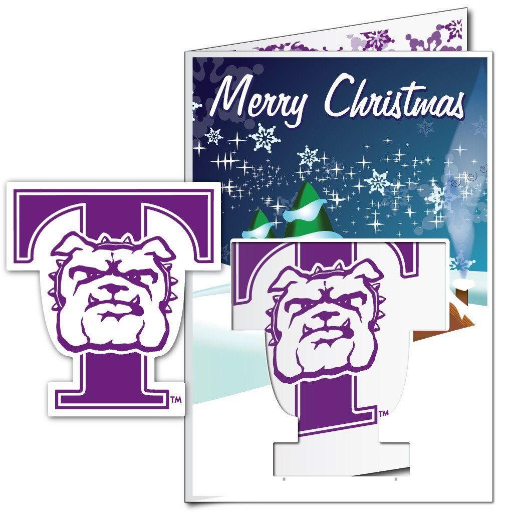 A Truman State University Christmas card