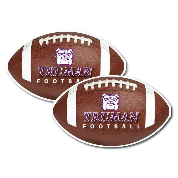 Truman State University - Window Decal (Set of 2) - Design 2