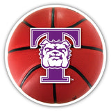 "Truman State University "" Basketball Shaped Magnet"