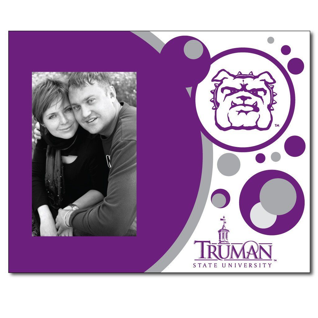 "Truman State University Picture Frame "" Design 4"