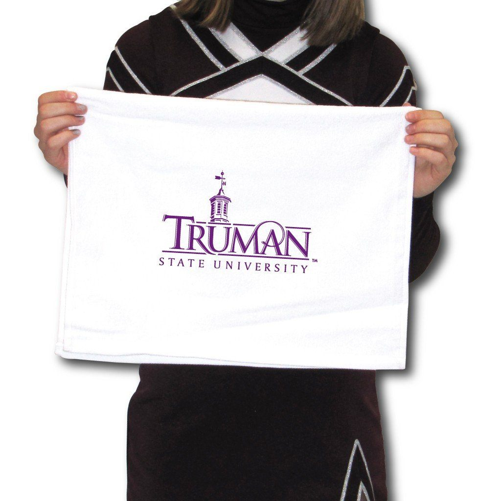 Truman State University Rally Towel (Set of 3) - Design 1