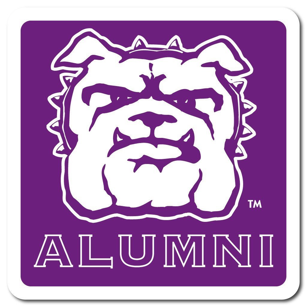 Truman State University Alumni Shaped Plastic Yard Sign - FREE SHIPPING