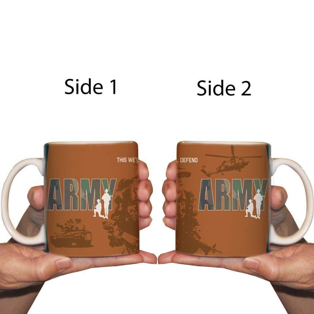 US Army - Coffee Mug