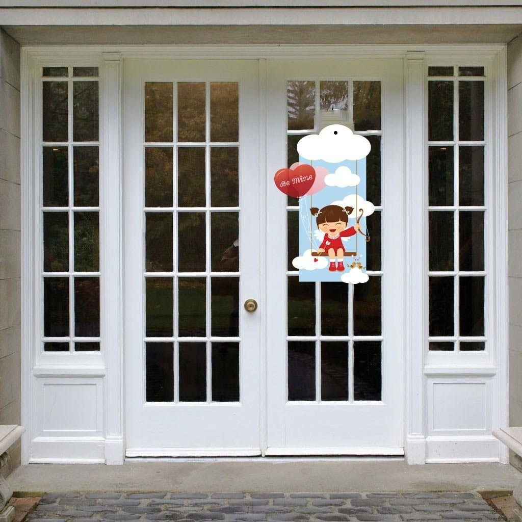 Valentine's Day Door Decoration - Cupid Be Mine