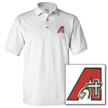 School Approved Embroidered Polo