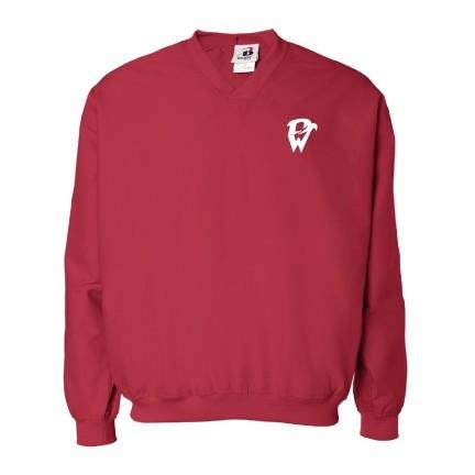 Davenport West Embroidered Windshirt