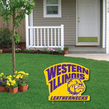 A giant western Illinois yard sign