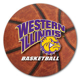 Western Illinois University Coaster Set - Sports Designs - Set of 4