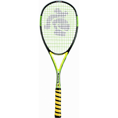 BLACK KNIGHT ION GALAXY PS SQUASH RACKET