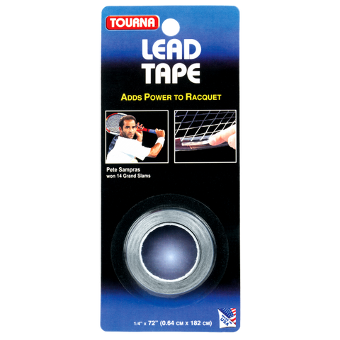 "TOURNA LEAD TAPE - 1/4"" WIDE"