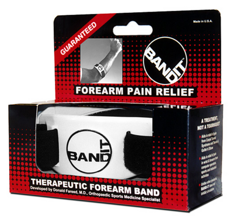 PRO BAND SPORTS BANDIT FOREARM BRACE