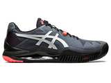 ASICS GEL RESOLUTION 8 LE FUTURE TOKYO BLACK/SUNRISE RED  MEN'S TENNIS SHOE