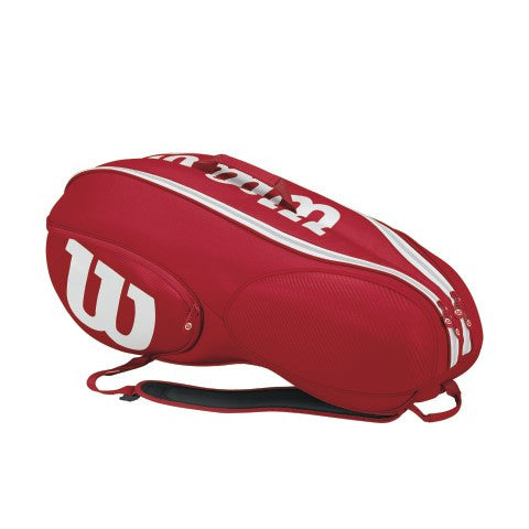 WILSON PROSTAFF 6 PACK TENNIS BAG