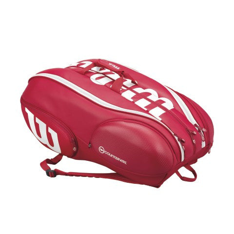 WILSON PROSTAFF 15 PACK TENNIS BAG