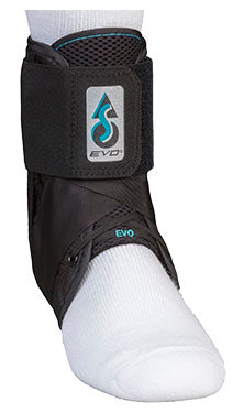 ASO EVO ANKLE STABILIZER (BLACK)