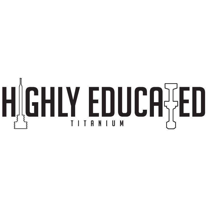 Highly Educated Logo