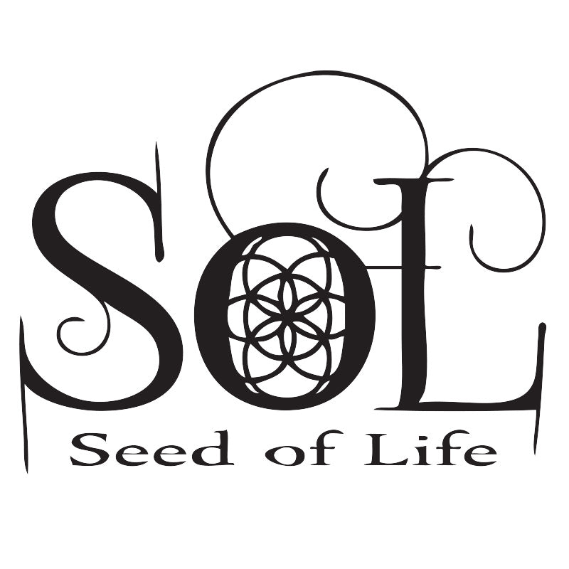 Seed of Life Glassworks Logo