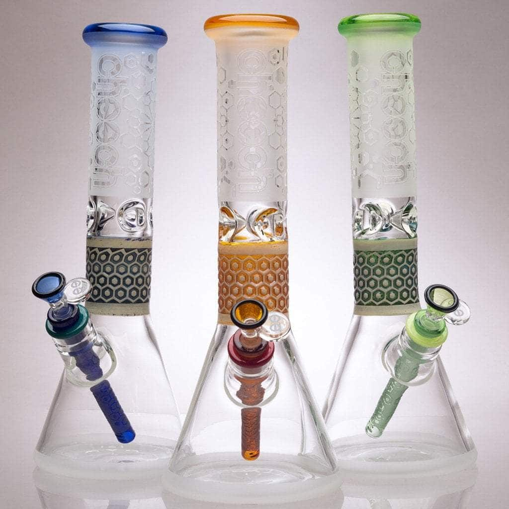 Cheech - 7mm Blasted Bongs