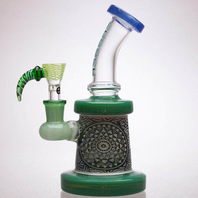 Cheech - 14mm Etched Dab Rigs