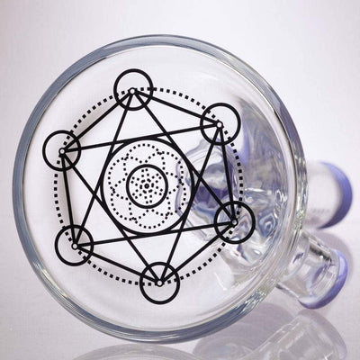 Cheech Glass - Geometric Beaker Bongs