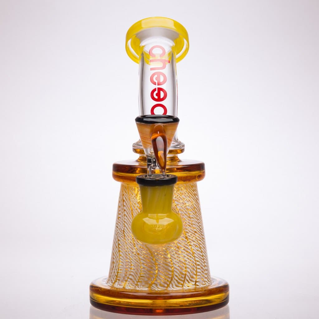 Cheech Glass Horn Dab Rigs