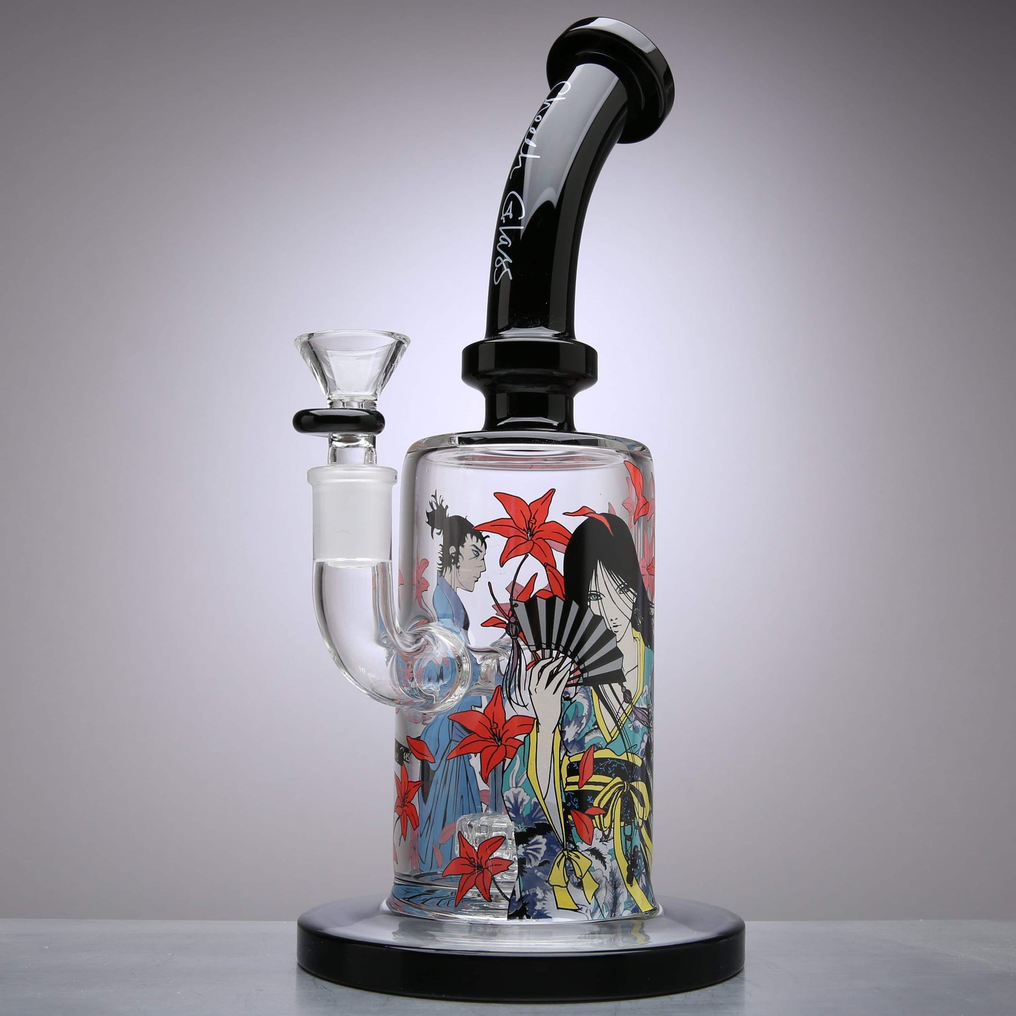 Cheech - Geisha Mystic Bubbler Rig