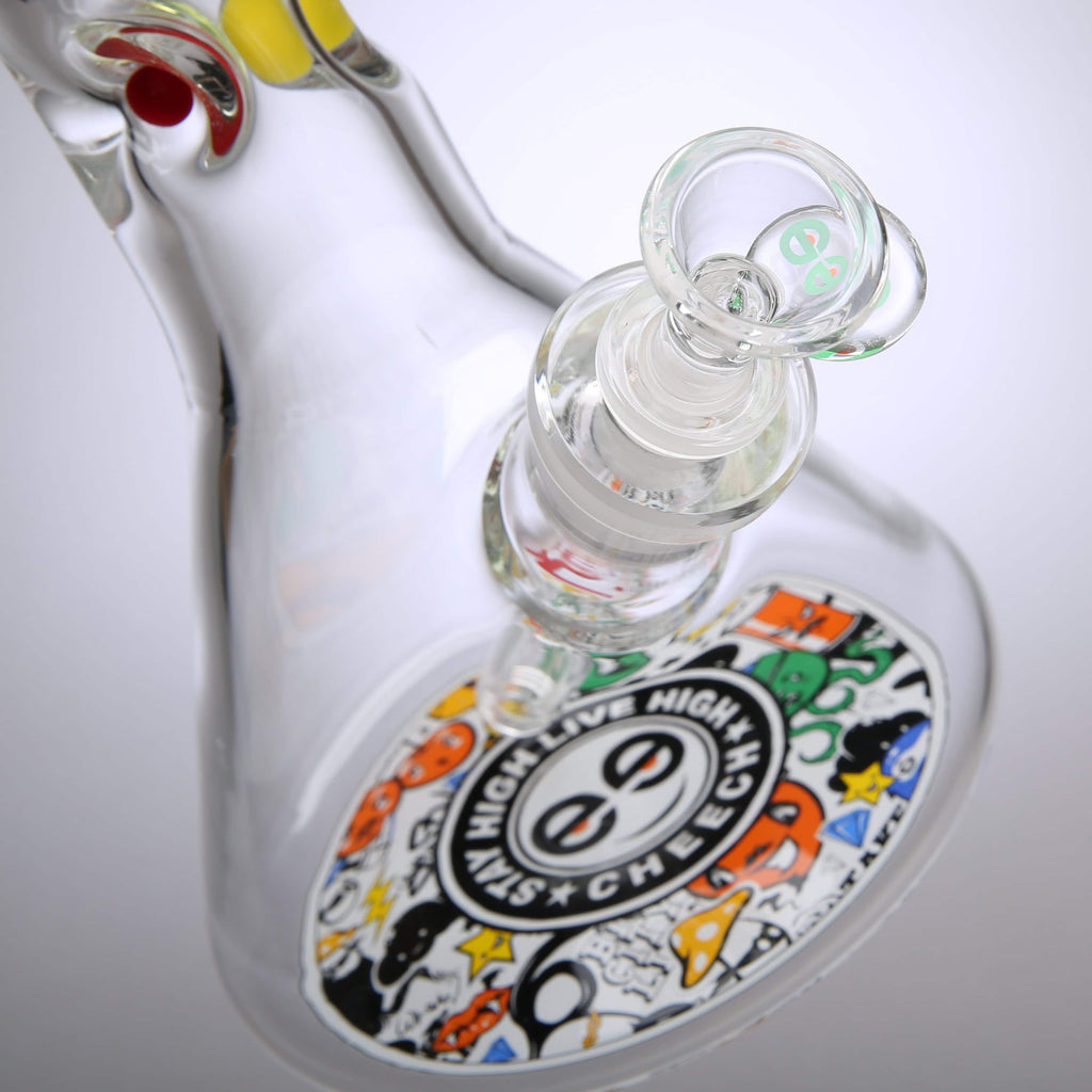 Cheech - Cartoon Beaker Bong