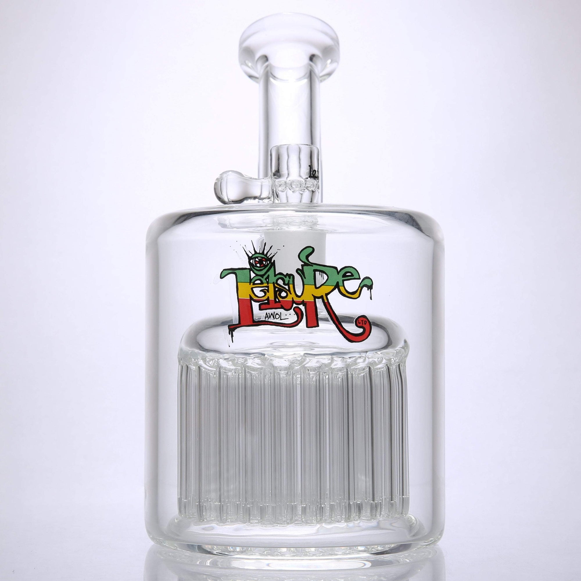 Leisure Glass 54 Arm Scientific Bubbler Bong