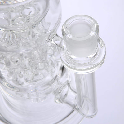 Leisure Glass Swiss Tree Incycler Dab Rig