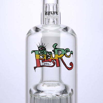 Leisure Glass 29 Arm Scientific Bubbler Bong