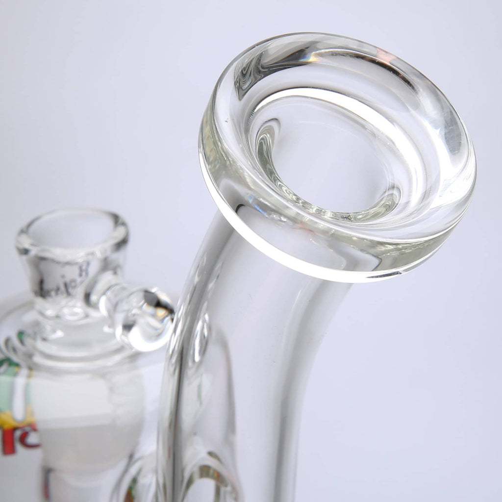 Leisure x AWOL One - 16-Arm Bubbler Bong