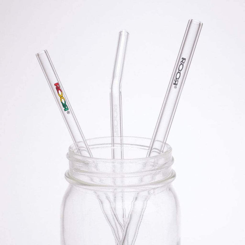 RooR Glass - Reusable Drinking Straw
