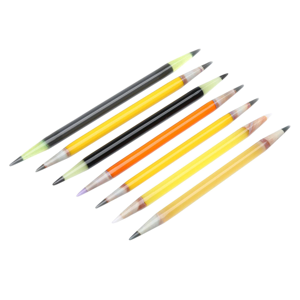 Sherbet  - Double Sided Glass Pencil