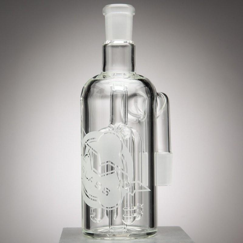HVY Glass - 90º 14mm Four Arm Ash Catcher