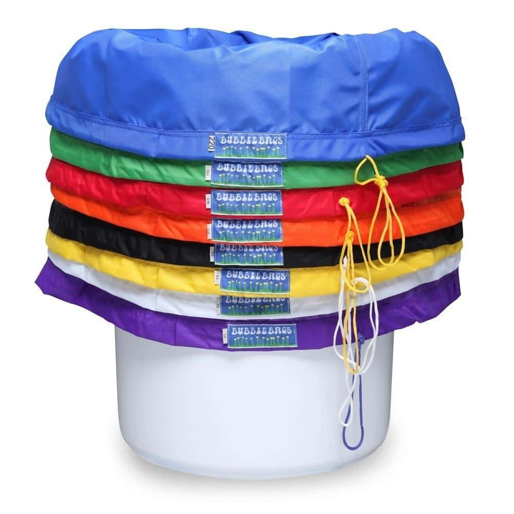 Bubble Bags Standard - 20 Gallon 8 Bag Kit