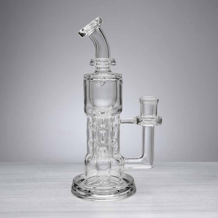 Leisure - Baby Jesus Pillar Incycler Rig