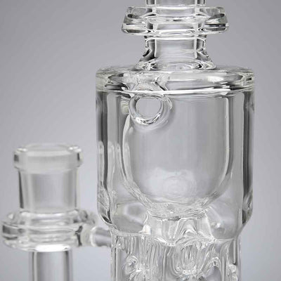 Leisure Glass Baby Jesus Pillar Incycler Dab Rig