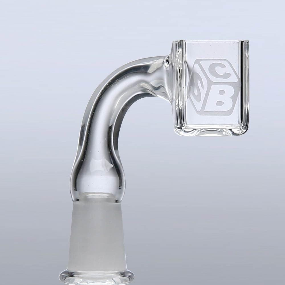 Sugar Cube Bangers - 90º 10mm Quartz Banger