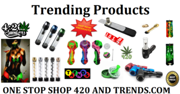 Trending 420 gadgets new pipes and bongs 2018 2019 for sale