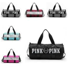 Offical Victorias Secret Love Pink Brand Travel Duffle gym workout gym bags available in five different colors. Shop our browse our online store for the latest Love Pink Items.