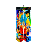One stop shop 420 & Trends 4 Goku Supreme money Gun Print Design Socks