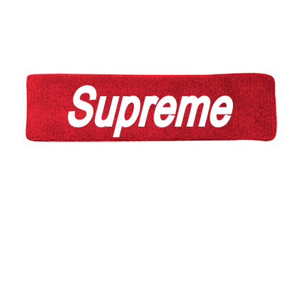 One stop shop 420 & Trends Authenic LV Supreme Headbands