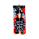 One stop shop 420 & Trends GOKU MONEY PRINT SOCKS