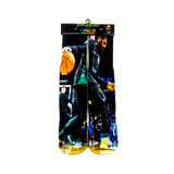 One stop shop 420 & Trends Green White Boston Celtics PG #11 Kyrie Irving sock