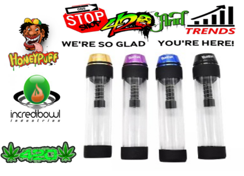 Onestopshop420&Trends INCREDIBOWL m420- New weed smoking gadget