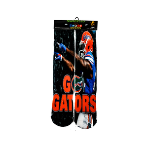 SWIZZLED OUT SOCKS SOCK Florida Gators Football Team Socks