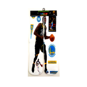 SWIZZLED OUT SOCKS SOCK Golden State Warriors Draymond Green Basketball Sock
